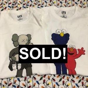 KAWS x Uniqlo T-Shirts (2)